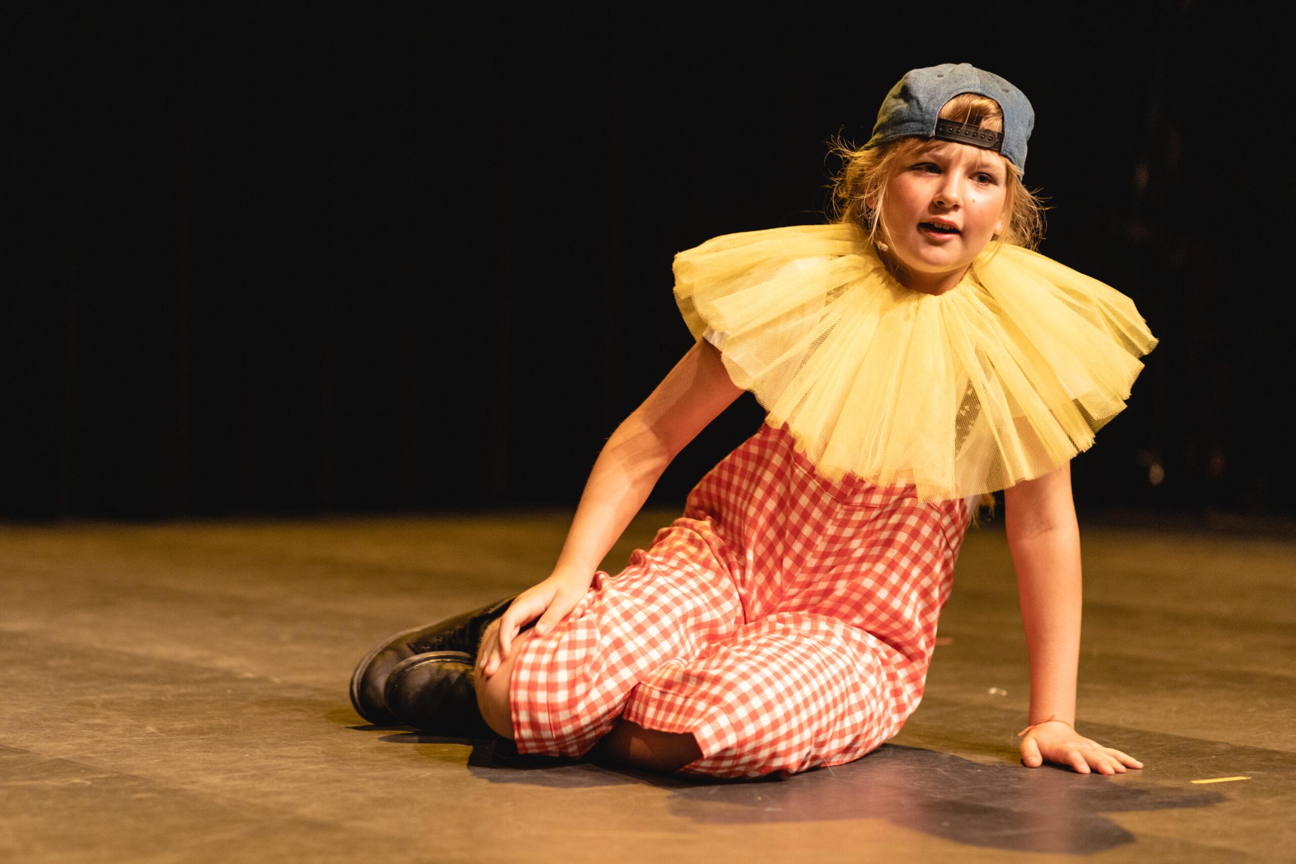 Musical Theater Lab kinderen juli 2021 - foto Lisanne Lentink (33)
