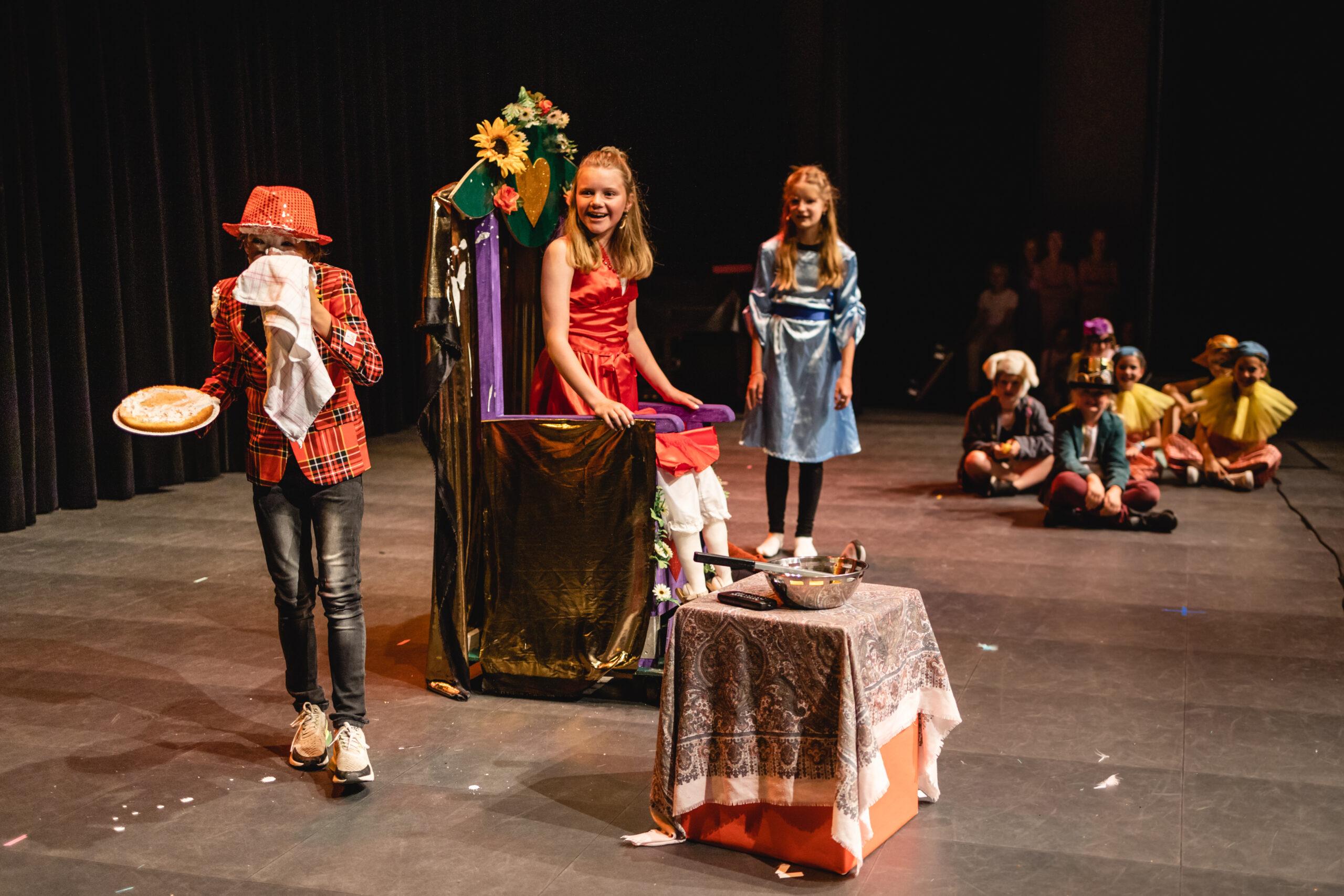 Musical Theater Lab kinderen juli 2021 - foto Lisanne Lentink (42)